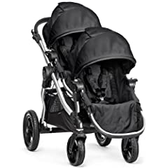 Baby Jogger 2014 City Select Stroller w 2nd Seat, Onyx by BaJogger