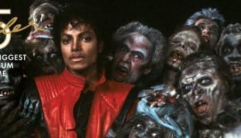 マイケル・ジャクソンの「スリラー」ジャケット、1億4400万で落札
