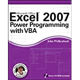 Excel 2007 Power Programming with VBA (Mr. Spreadsheet's Bookshelf)by John Walkenbach