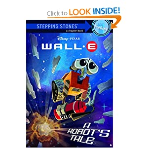 A Robot's Tale Wall-E Disney Chapters!