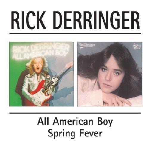 Rick Derringer All American Boy Cd Covers