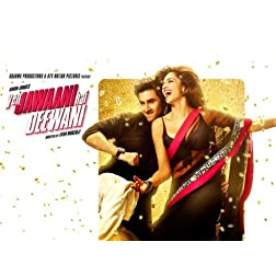 Yeh Jawaani Hai Deewani - BLU-ray (Hindi Movie / Bollywood Film / Indian Cinema)