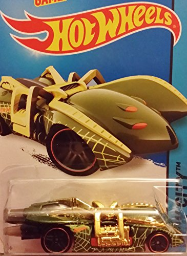 2014 Hot Wheels Arachnorod Green 54/250 - 1