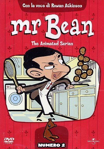 Mr. Bean - The Animated Series #02 [Italian Edition]