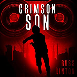 Crimson Son Audiobook