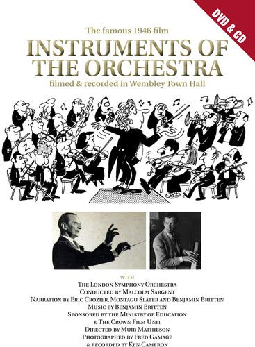 DVD : Instruments Of The Orchestra (2 Discos)