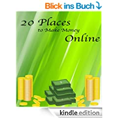 20 Places to Make Money Online (English Edition)