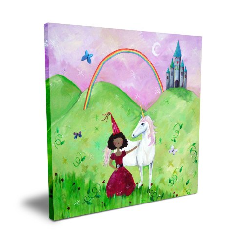 "Cici Art Factory Princess, 16""x 16"""