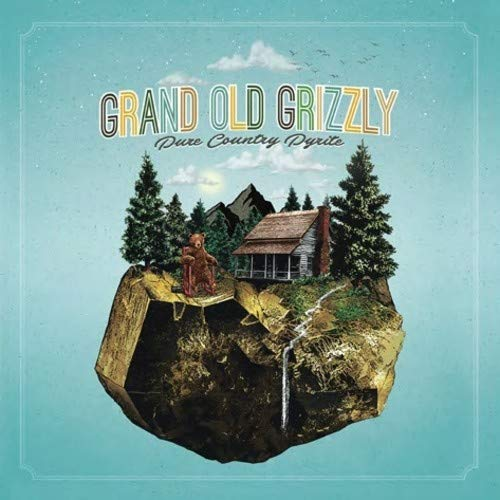 Vinilo : Grand Old Grizzly - Pure Country Pyrite (LP Vinyl)