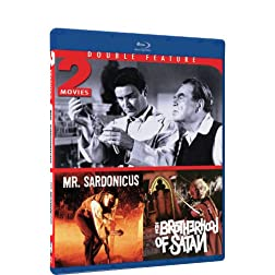 Mr. Sardonicus &amp; Brotherhood of Satan - BD Double Feature [Blu-ray]