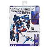Thundercracker Transformers Construct-Bots Scout Figure