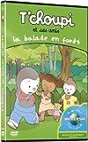 echange, troc T'choupi et ses amis (interactif) - La balade en forêt