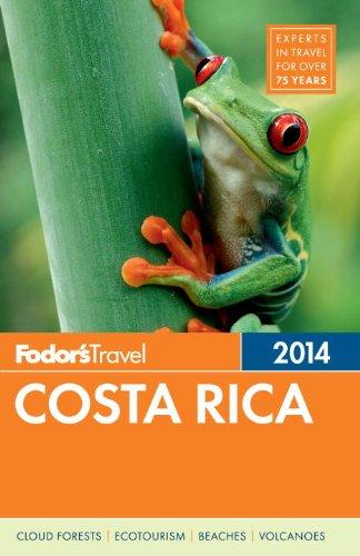 Fodor'S Costa Rica 2014 (Full-Color Travel Guide)