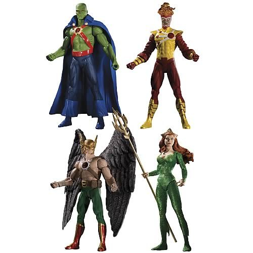 Picture of DC Direct Green Lantern Brightest Day Series 2 Action Figure Set (B0041IL60U) (Green Lantern Action Figures)