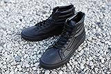 【新入荷】VANS ヴァンズ バンズSK8-HI SLIM ZIPスケーターハイ スリム ジップ(PERF LEATHER)BLACK/BLACK (パーフレザー ブラック/ブラック)メンズ レディース 靴 スニーカー ハイカット スケート 黒 即納,WOMEN-US6.5(約23cm)