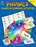 Phonics :  games & learning activities /