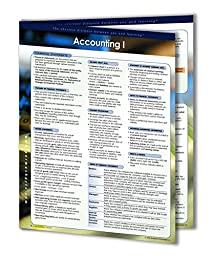 Accounting I - Business Quick Reference Guide by Permacharts