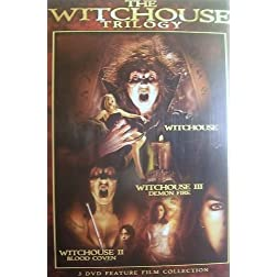 Witchouse: Trilogy
