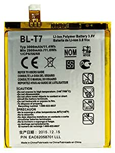 Bastex Replacement Battery for LG G2 VS980 with Tools