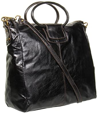 Hobo Sheila VI-35019BLK Tote,Black,One Size