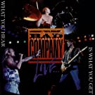The Best Of Bad Company Live...What You Hear Is What You Get