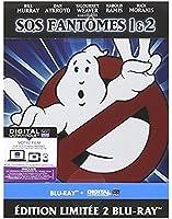 SOS fantômes 1 & 2 (Masterisé en 4K) [Blu-ray]