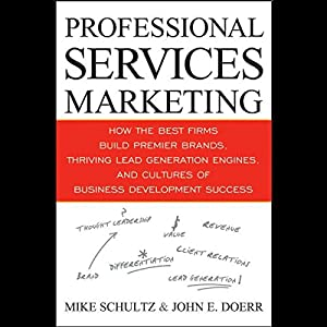Professional Services Marketing Audiobook