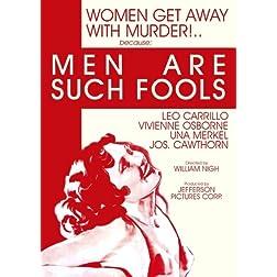 Men Are Such Fools (1932)