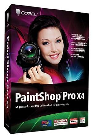 PaintShop Pro X4