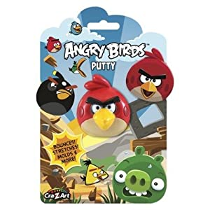 Angry Birds Putty - Red Bird