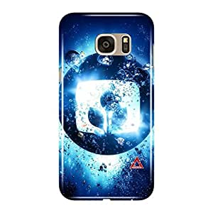 a AND b Designer Printed Mobile Back Cover / Back Case For Samsung Galaxy S7 (SG_S7_3D_3587)