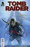 Gail Simone Tomb Raider #5 (Gail Simone, PS3, Crystal Dynamics, Dark Horse Comics) 1st Print