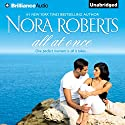 All at Once: Temptation, the Right Path (       UNABRIDGED) by Nora Roberts Narrated by Alyson Silverman, Gayle Hendrix