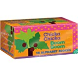 Chicka Chicka Boom Boom Alphabet Blocks