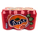 Fanta Fruit Twist 6 x 330ml 1980g