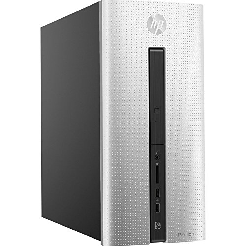 2016 HP Pavilion 500 550 High Performance Desktop Computer (AMD A8-6410 Quad-Core 2.0GHz up to 2.4GHz, 8GB RAM, 1TB HDD, Wifi, DVD, Windows 10 Home 64Bit) (Certified Refurbished) (Windows Desktop Computer compare prices)