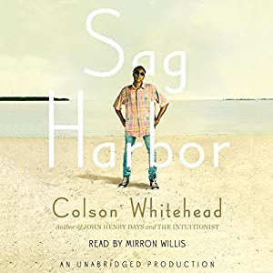 Sag Harbor Audiobook