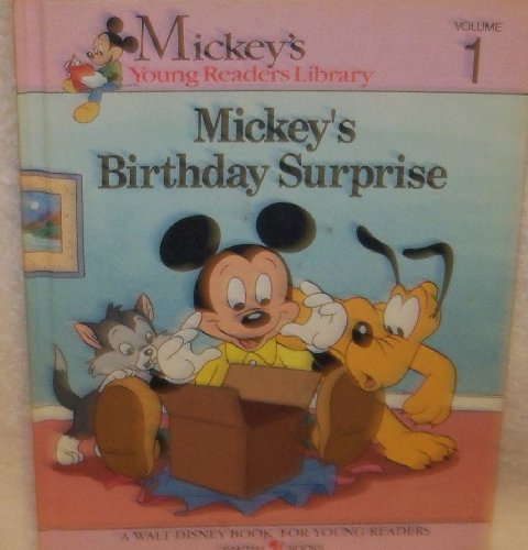 USED (GD) Mickey's Birthday Surprise, Vol. 1 By Walt
