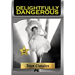 Delightfully Dangerous [VHS Retro Style] 1945