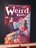 img - for Weird Tales November 1940 book / textbook / text book