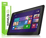 IQ Shield LiQuidSkin - Asus Transformer Book T300 Chi Screen Protector with Lifetime Replacement Warranty - High Definition (HD) Ultra Clear Smart Film - Premium Protective Screen Guard - Extremely Smooth / Self-Healing / Bubble-Free Shield - Kit comes in Frustration-Free Retail Packaging