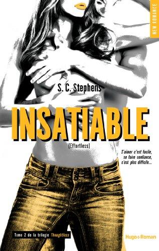Couverture du livre Insatiable T02 (Extrait offert)