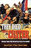 img - for They Died With Custer: Soldiers  Bones from the Battle of the Little Bighorn book / textbook / text book
