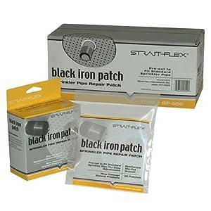 black iron patch sprinkler pipe patch bag of 20 lawn and garden sprinklers. Black Bedroom Furniture Sets. Home Design Ideas