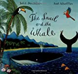 Julia Donaldson The Snail and the Whale Big Book