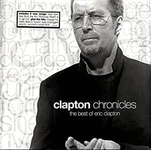 The Best of Eric Clapton [12 inch Analog]