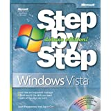 Windows Vista Step by Step Deluxe Edition Book/CD Package (BPG-step by Step)by Joyce Cox