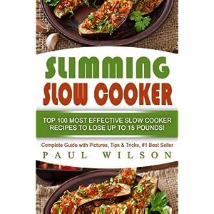 Slimming Slow Cooker: Top Livre en Ligne - Telecharger Ebook