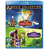 Peter Pan 1 and 2 Blu-ray Collection
