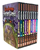 R L Stine Goosebumps Horrorland 10 Books…